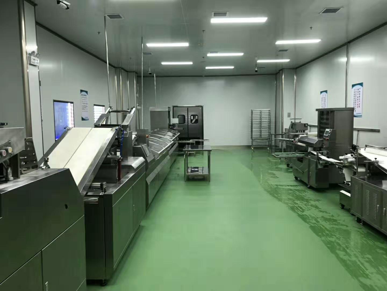 淨菜加工廠